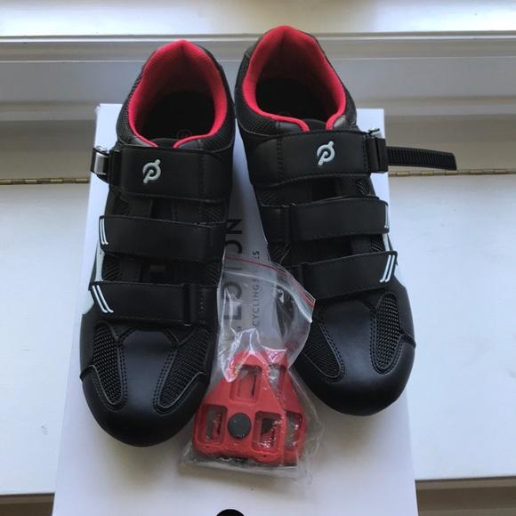 258e52a9fde New in box men s Peloton cycling spin shoes 45